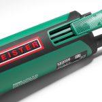 Leister ELECTRON ST detalhe filtro