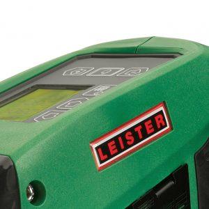 Leister WELDPLAST S1 detalhe display