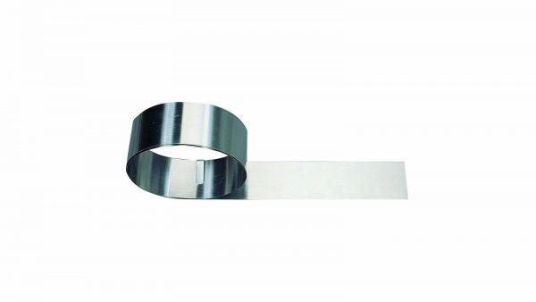 Régua de Aço Flexível 210x10cm (2 metros e dez por dez centímetros)