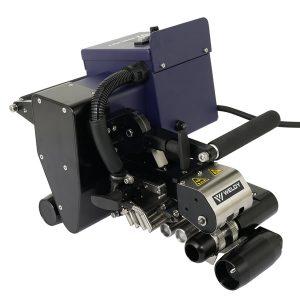 Máquina automática para solda de geomembrana Weldy WGW 300